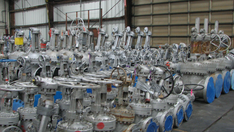 Nexam Industries - запорная арматура