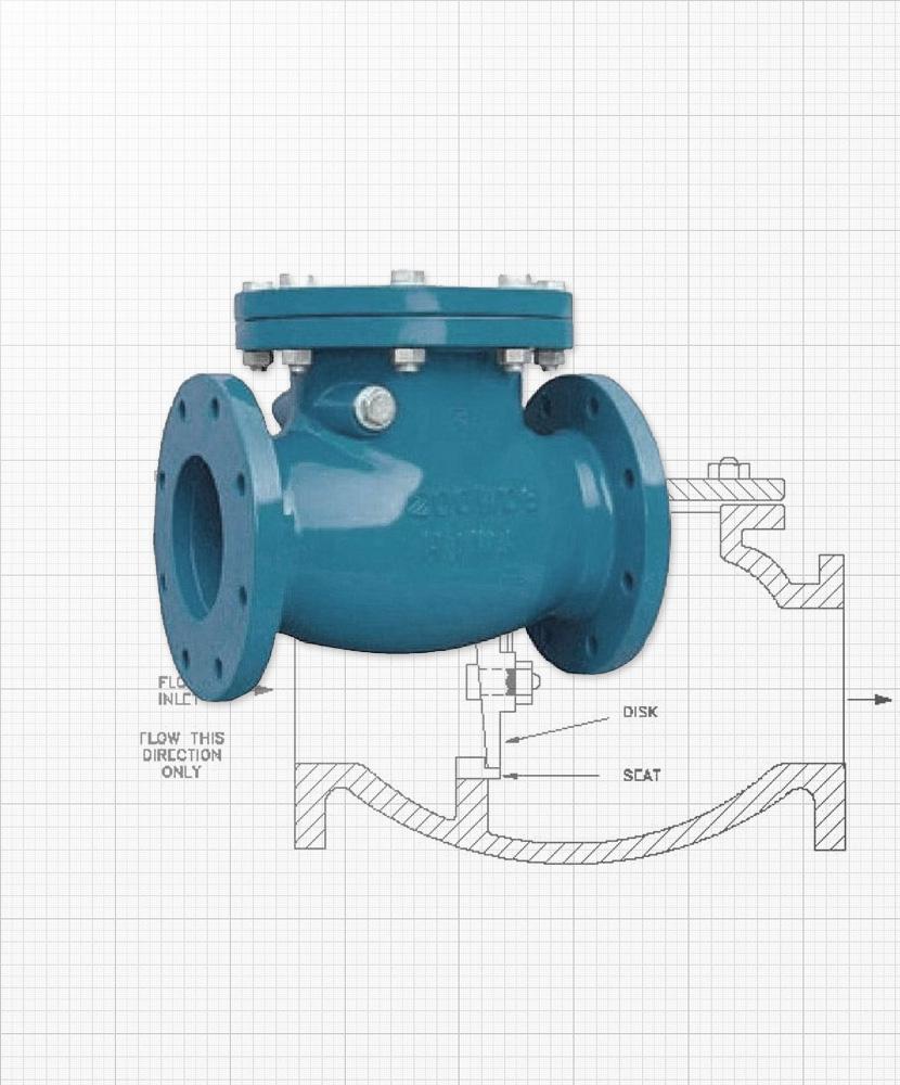 Nexam Industries - Обратные клапаны