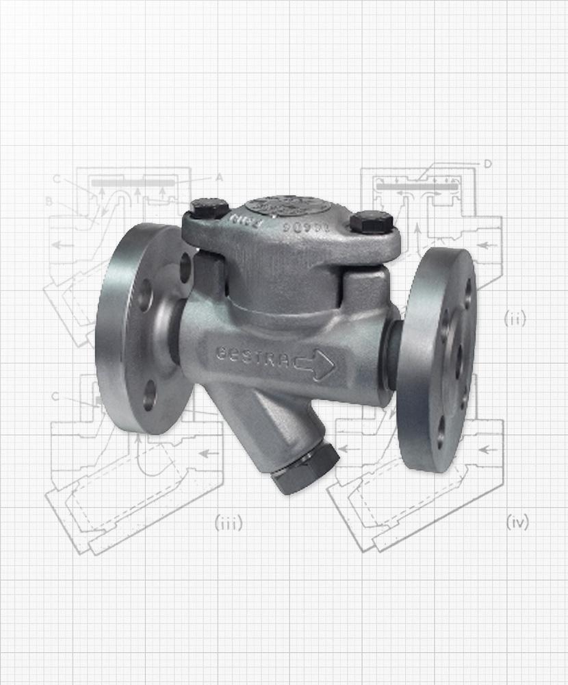 Nexam Industries - Конденсатоотводчики